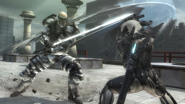 Grab the 'Metal Gear Rising: Revengeance' demo right now