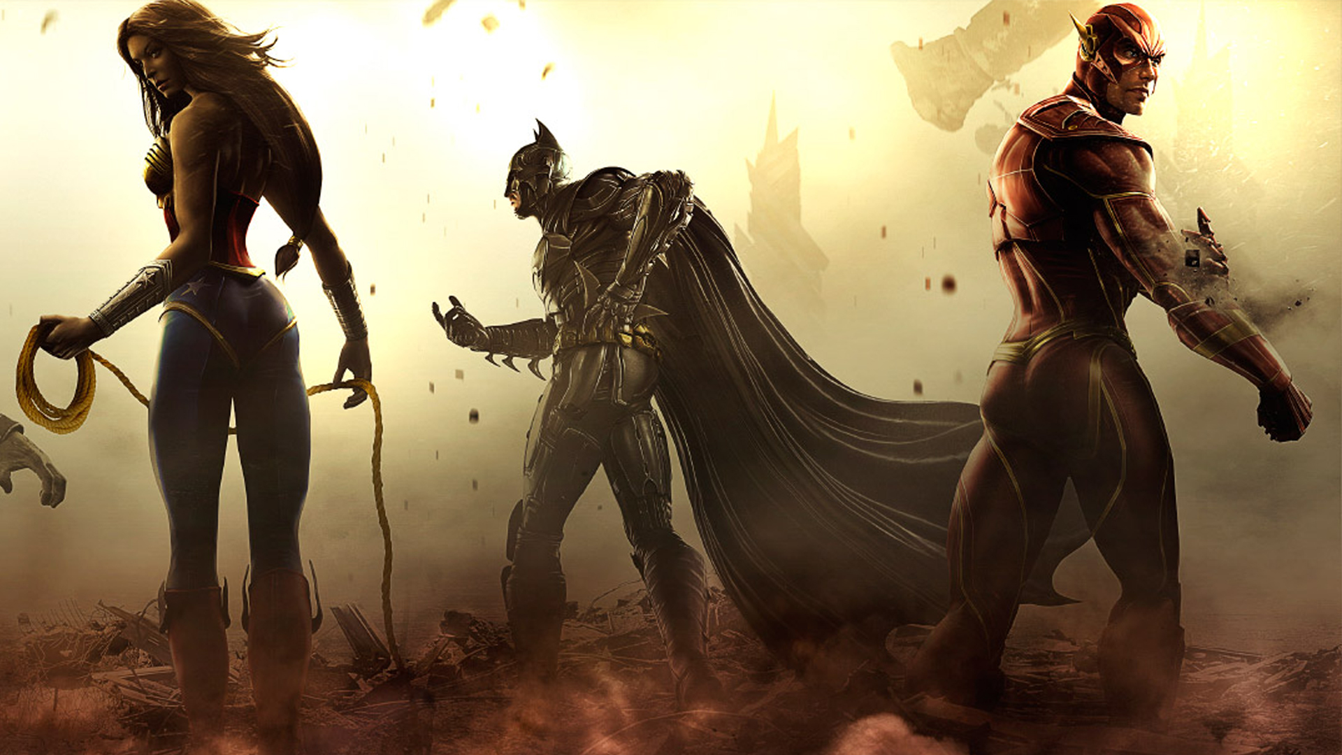 Bane and Lex Luthor confirmed for 'Injustice: Gods Among Us'