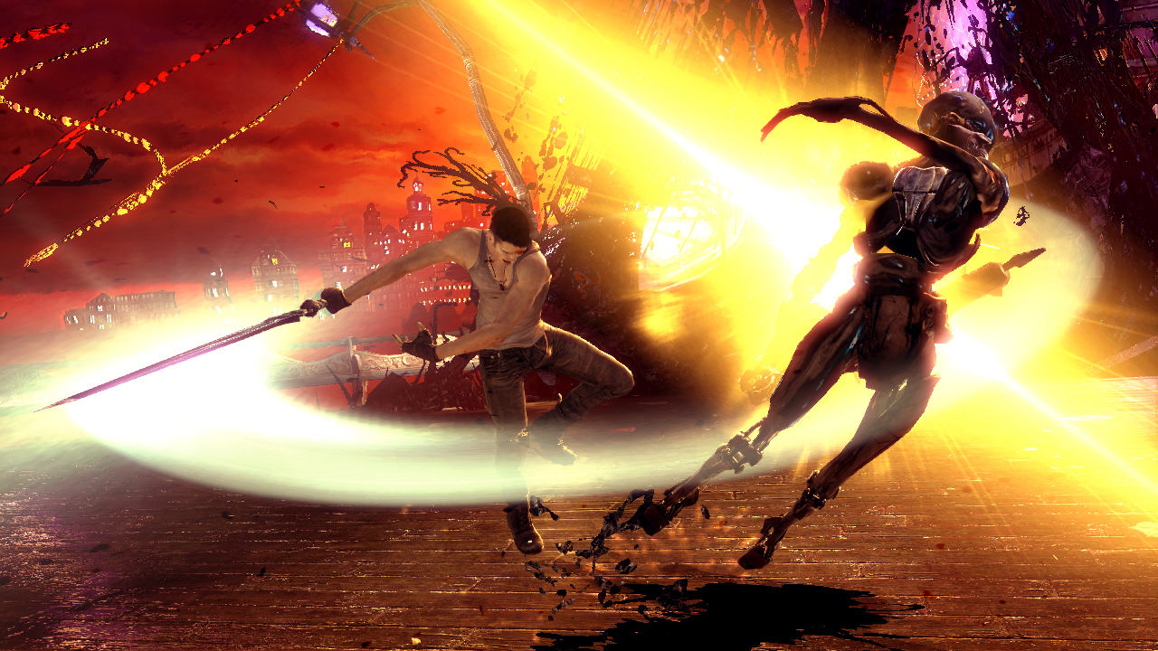 'DmC: Devil May Cry' gameplay video showcases Mission 9