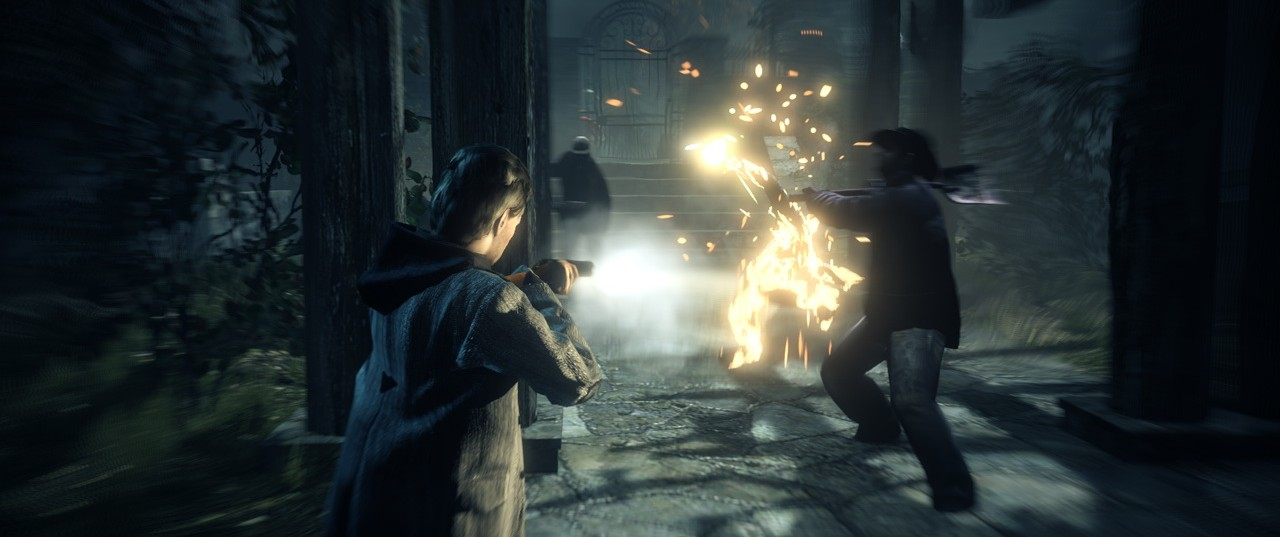 Rumor: Alan Wake 2 in the works, dev teases new project