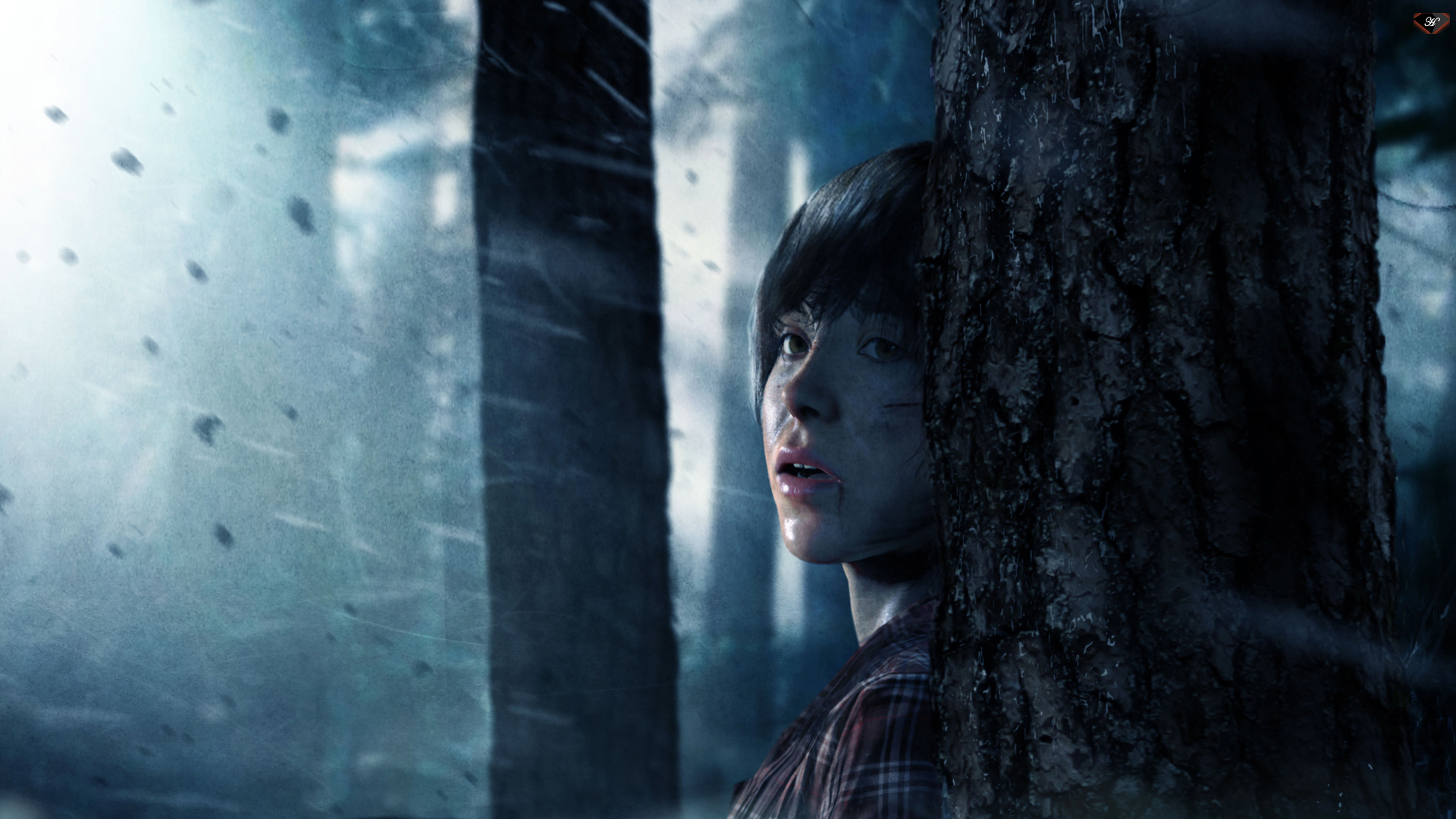 'Beyond: Two Souls' uses new engine