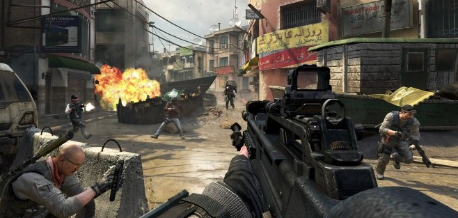 'Black Ops 2' receiving double XP this weekend
