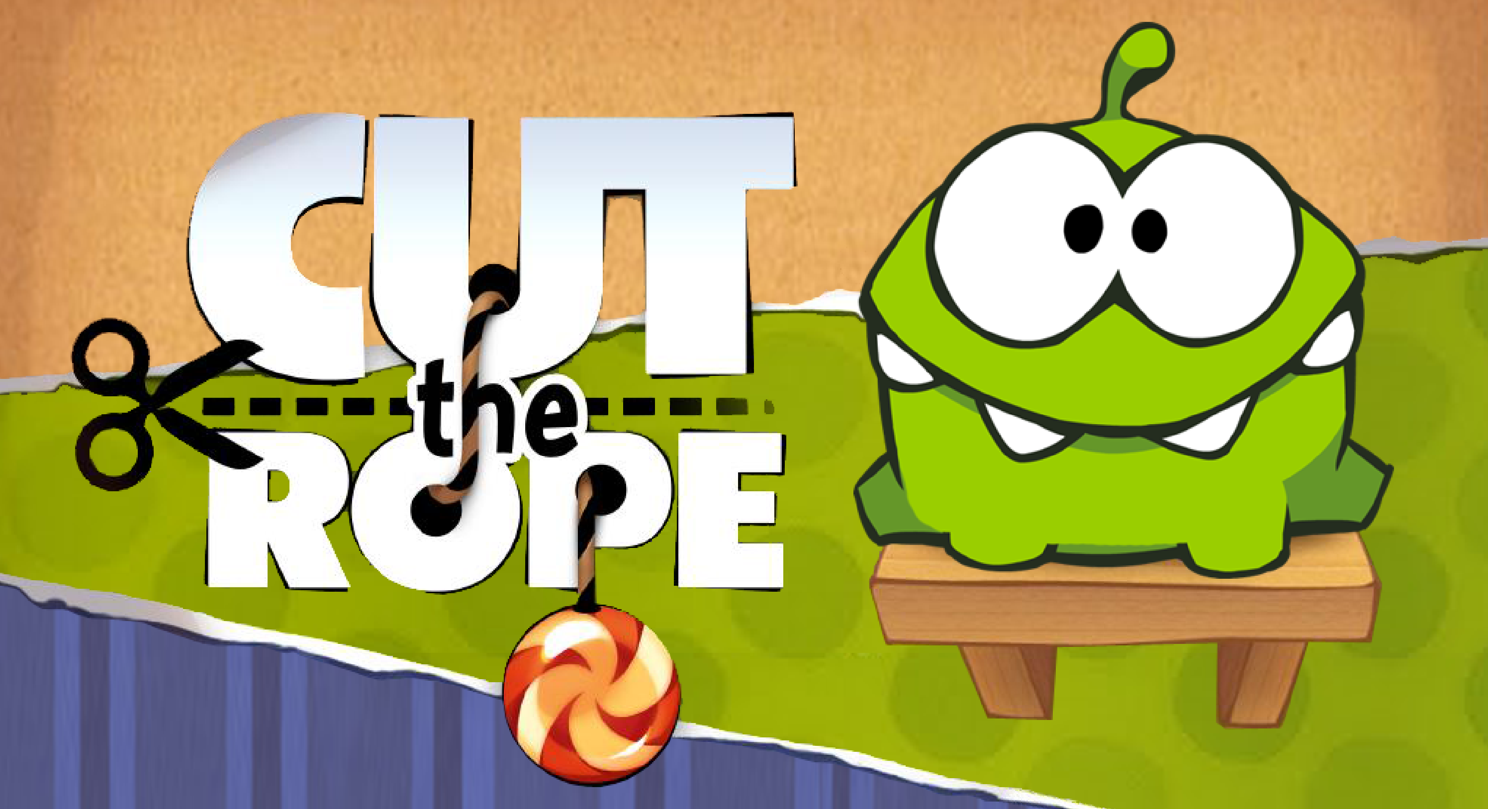 Contest: 'Cut the Rope' toy giveaway