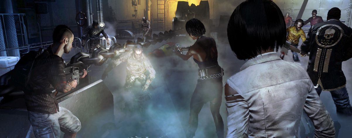 'Dead Island: Riptide' gameplay reveal video