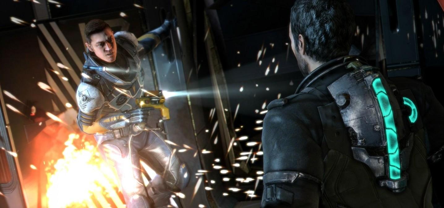 'Dead Space 3' trailer takes down the terror