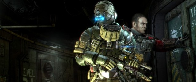 New video shows 'Dead Space 3' Kinect voice commands in action