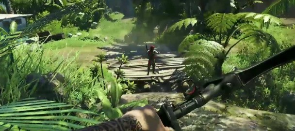 Far Cry 3 bow