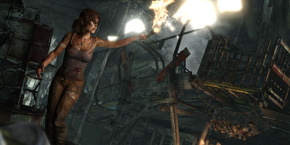 'Tomb Raider' details its multiplayer with Team Deathmatch and Rescue modes