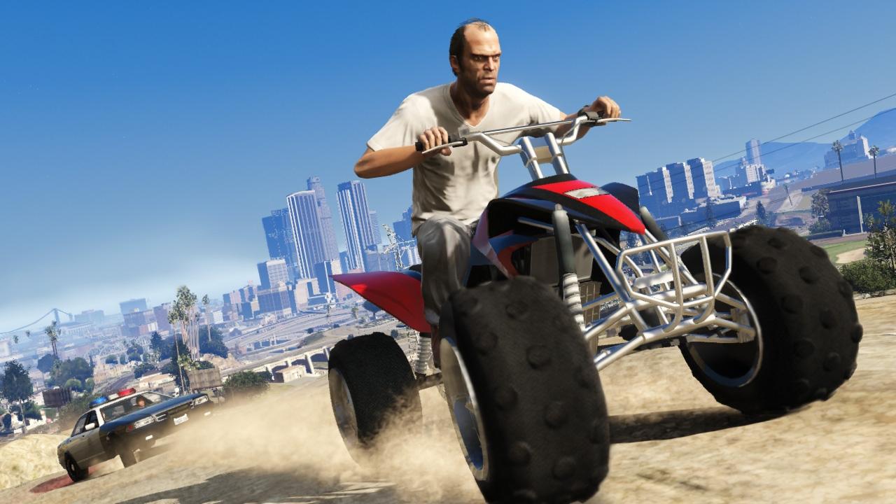 Rumor: 'GTA V' heading to PC