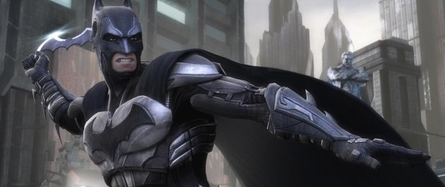 Metropolis is ruined in new 'Injustice: Gods Among Us' story trailer