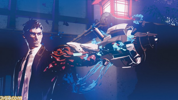 Check out a trailer for Suda 51's 'Killer is Dead'