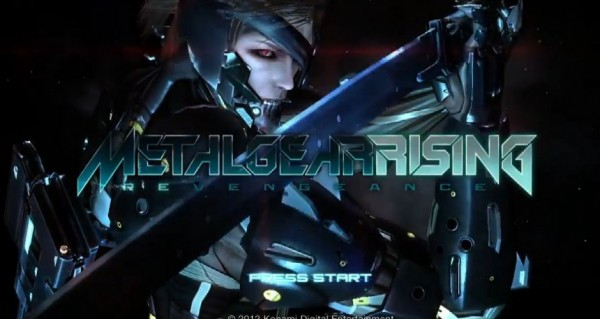 Check out some of the bosses in 'Metal Gear Rising: Revengeance'
