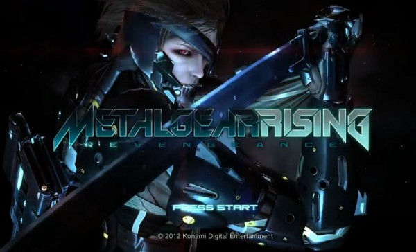 'Metal Gear Rising: Revengeance' demo hits January 22