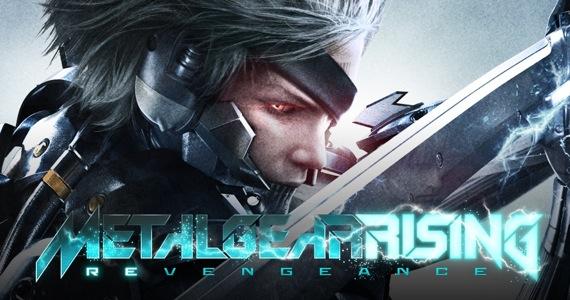 'Metal Gear Rising: Revengance' trailer has Raiden driving a car, killing cyborgs