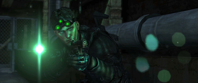 Get your very own plane with the 'Splinter Cell Blacklist' Collector's Edition