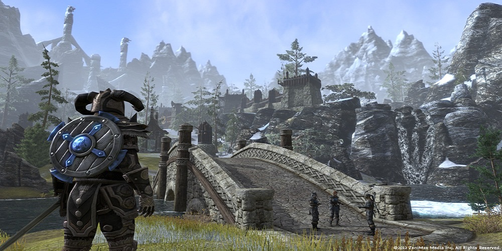 'The Elder Scrolls Online' beta signups begin, new trailer