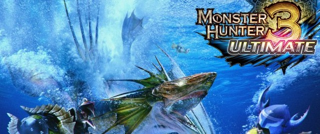 Rumor: Monster Hunter handheld games exclusive to 3DS for three years