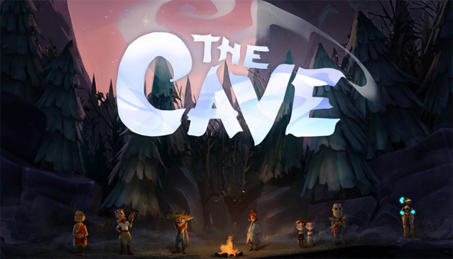 Enter 'The Cave' on January 22 for PSN and Wii U, January 23 for XBLA and Steam