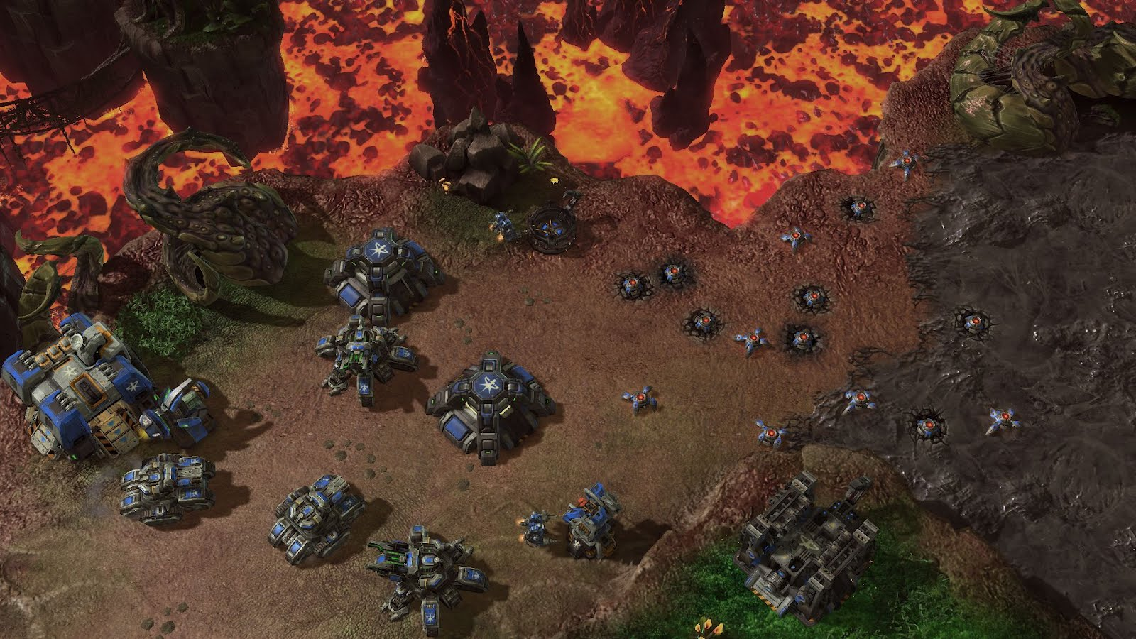 'StarCraft II: Heart of the Swarm' opening cinematic unearthed
