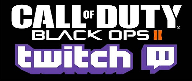 'Black Ops 2' can now live stream to Twitch.TV