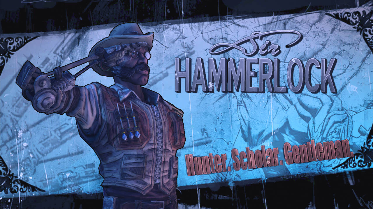 'Borderlands 2: Sir Hammerlock's Big Game Hunt' available today