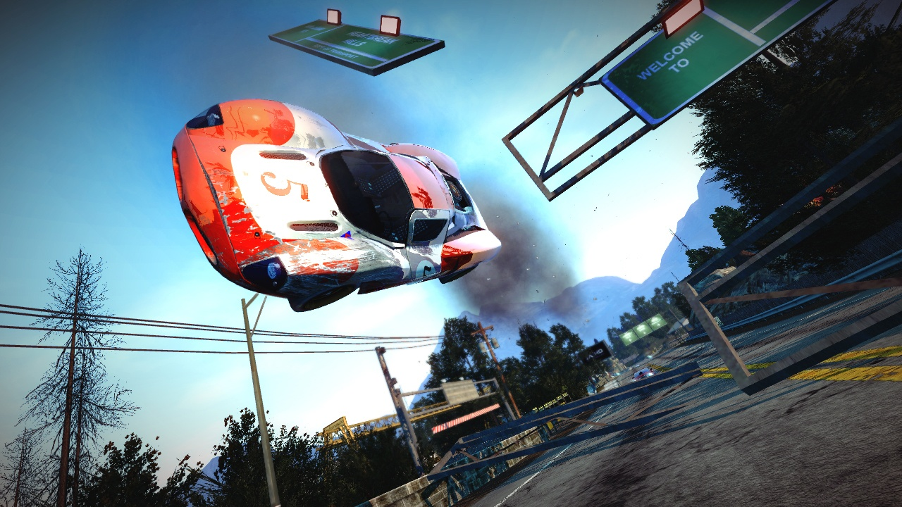 'Burnout Paradise 2' teased by developer