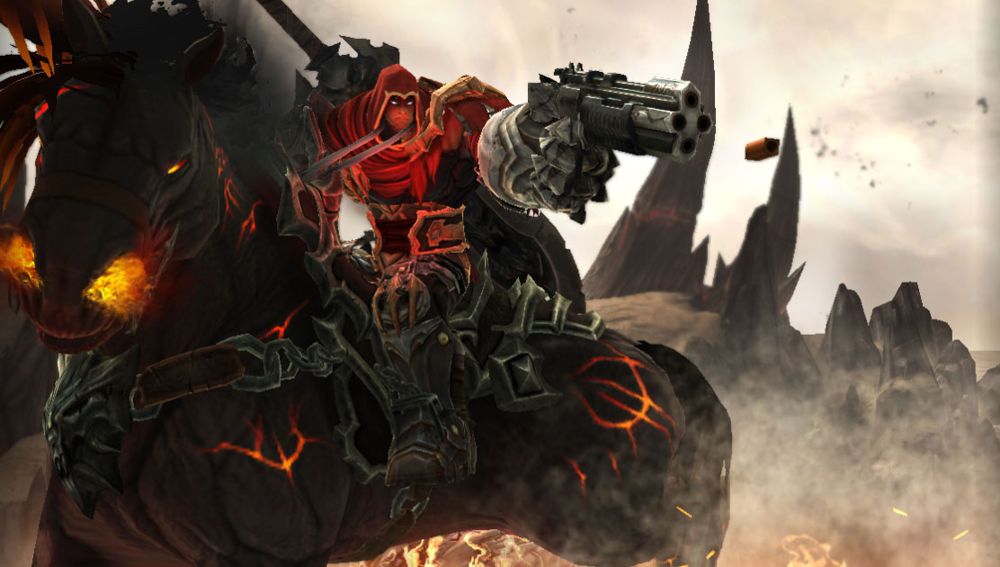 Platinum Games may pick up 'Darksiders'