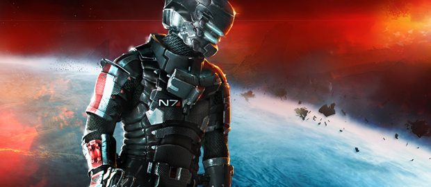 'Mass Effect 3' owners to get exclusive N7 armor in 'Dead Space 3'