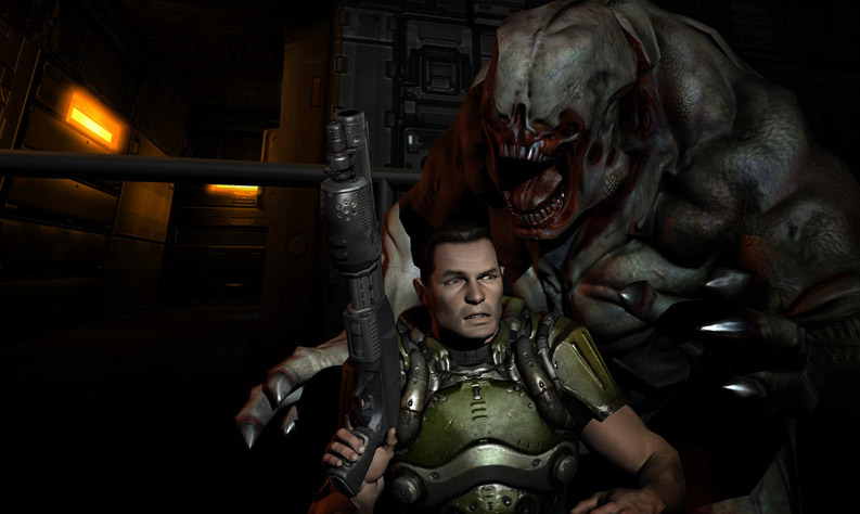 Rumor: 'Doom 4' headed to Xbox 720 and PlayStation 4