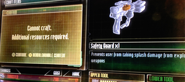 'Dead Space 3' to feature microtransactions
