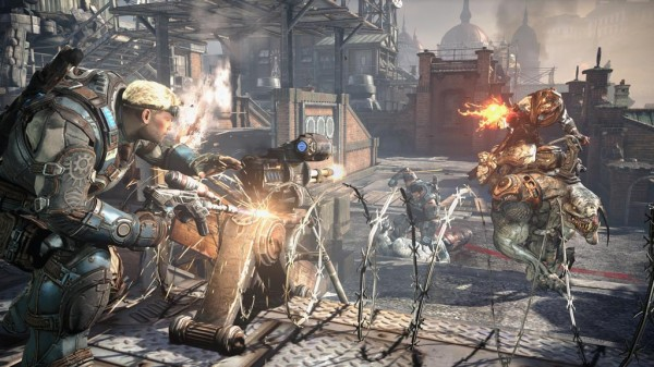 'Gears of War: Judgment' multiplayer demo out on March 19, pre-order for early access