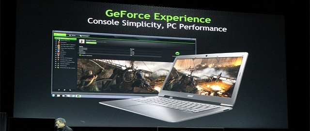 Nvidia announces GeForce Experience, Nvidia GRID and Project Shield