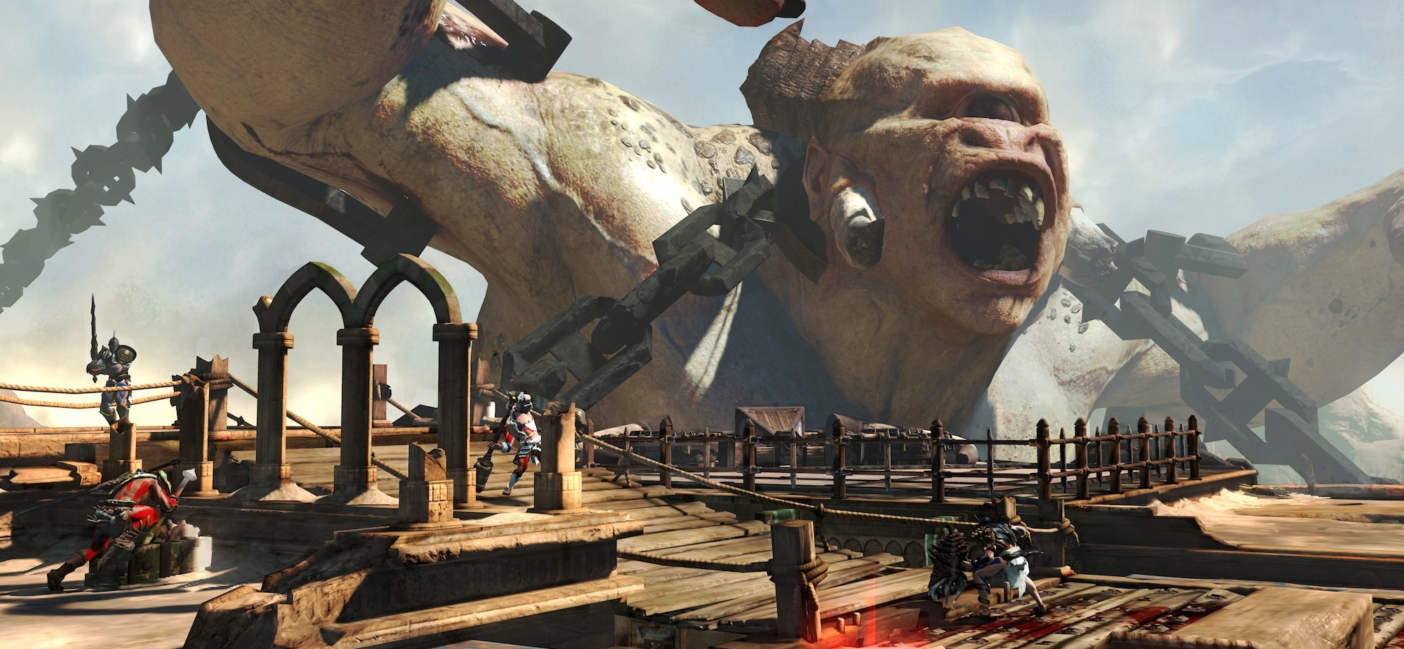 'God of War: Ascension' developer diary looks at multiplayer