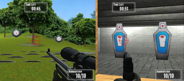 gun range header