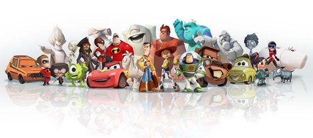 'Disney Infinity' revealed, June 2013 release