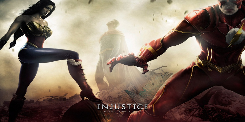 'Injustice: Gods Among Us' launches April 16, Battle Edition revealed
