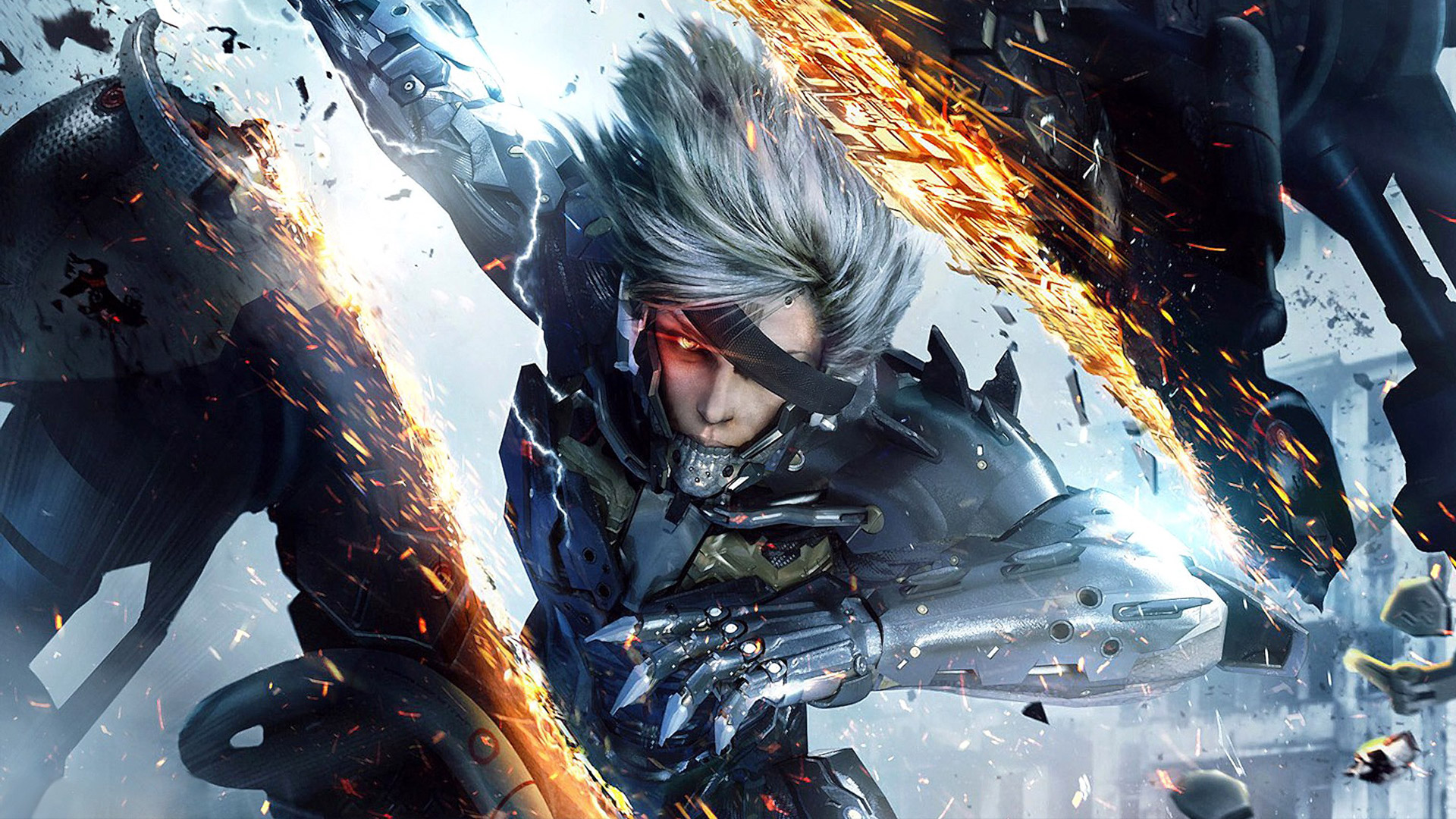 'Metal Gear Rising: Revengeance' Preview: A Bombastic Departure