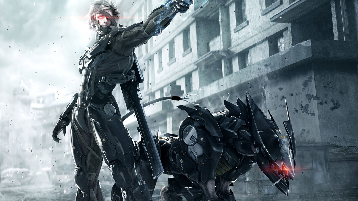 'Metal Gear Rising: Revengeance' slices up some skins in new trailer