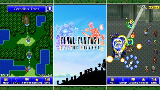 'Final Fantasy: All the Bravest' announced for iOS, out on January 17