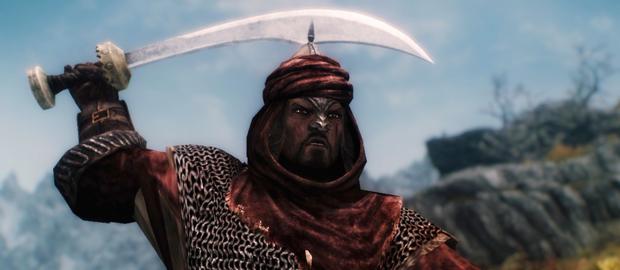 skyrim-redguard