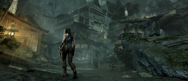 'Tomb Raider' multiplayer footage revealed in latest developer diary