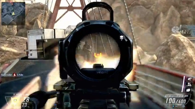Huge patch hits 'Black Ops II' on Xbox 360