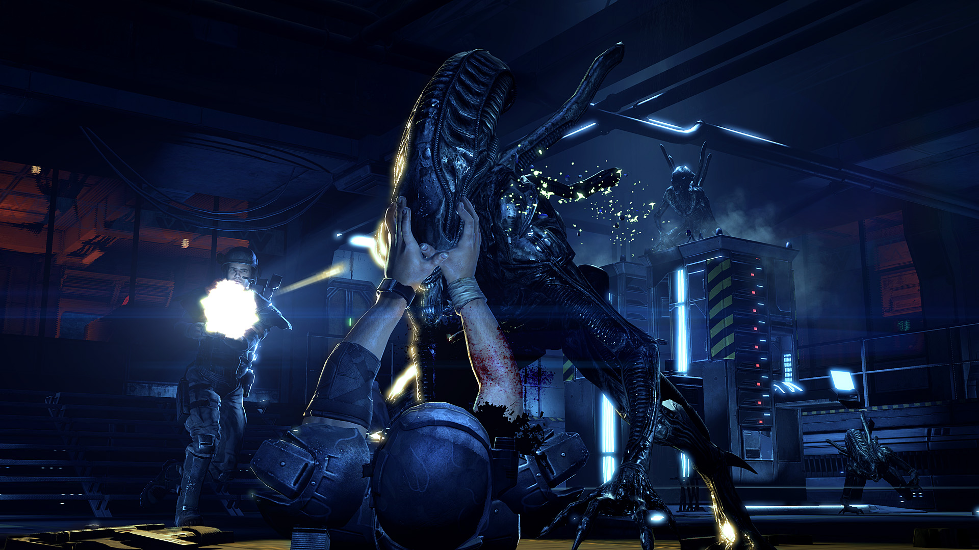 'Aliens: Colonial Marines' has biggest launch of 2013 in UK