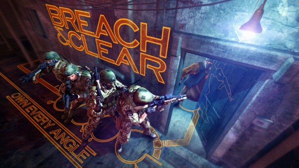 Check out 'Call of Duty' alum's new game 'Breach & Clear'