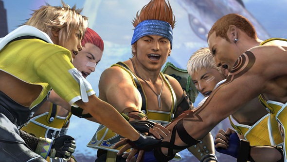 'Final Fantasy X/X-2 HD' coming to PlayStation 3 in March