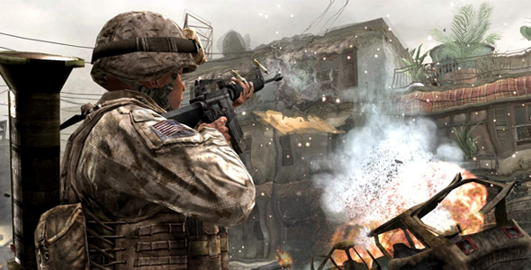 Next 'Call of Duty' leaked; Neversoft developing
