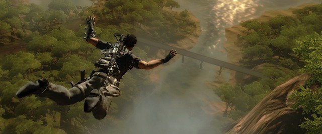 Just Cause creator teases new game