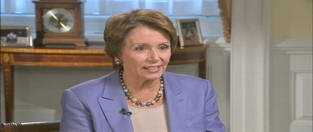 Nancy Pelosi defends video games, media on Fox News