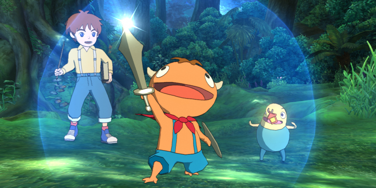 'Ni No Kuni: Wrath of the White Witch' Giveaway