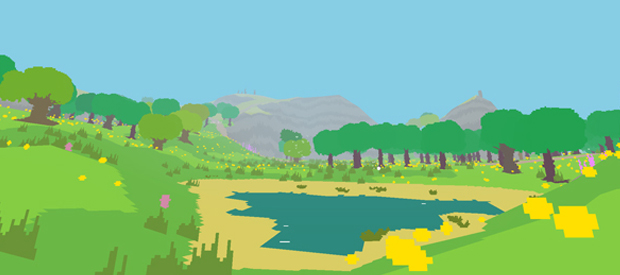 Interview with 'Proteus' dev Ed Key
